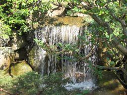 Cascade de jardin jardin botanique anderson usa - Cascade de jardin castorama lyon ...