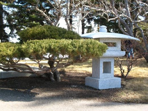 Lampe de Jardin : La lanterne Japonaise : Lampe de Jardin ...