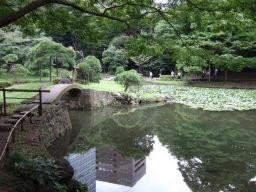 Ponts et passerelle du jardin japonais de koishikawa korakuen for Le jardin korakuen