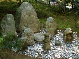 Rochers d coratifs et faux rocher faux rock dans les for Rocher jardin japonais