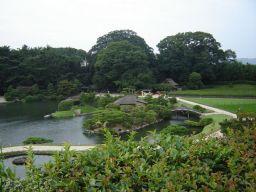 Bassin aquatique du jardin japonais de korakuen ou koraku for Jardin korakuen