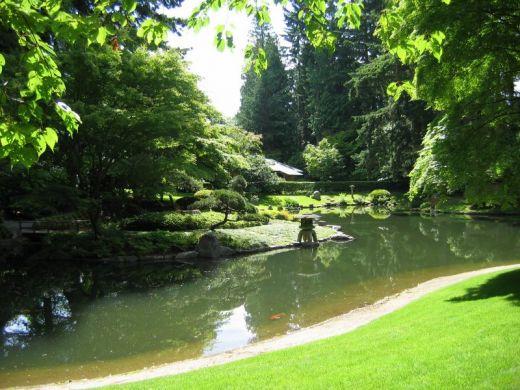 bassin du jardin nitobe garden universit de la colombie britannique. Black Bedroom Furniture Sets. Home Design Ideas