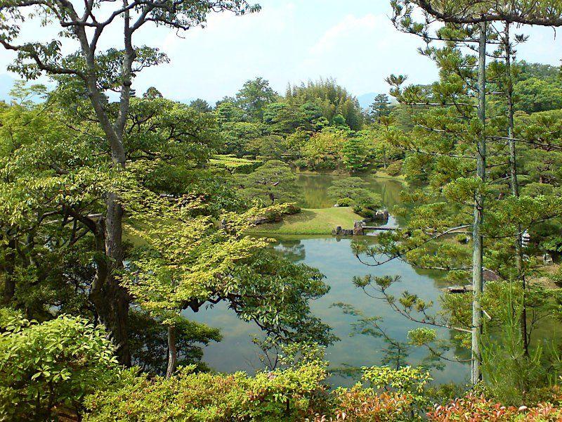 Japanese Garden Plan